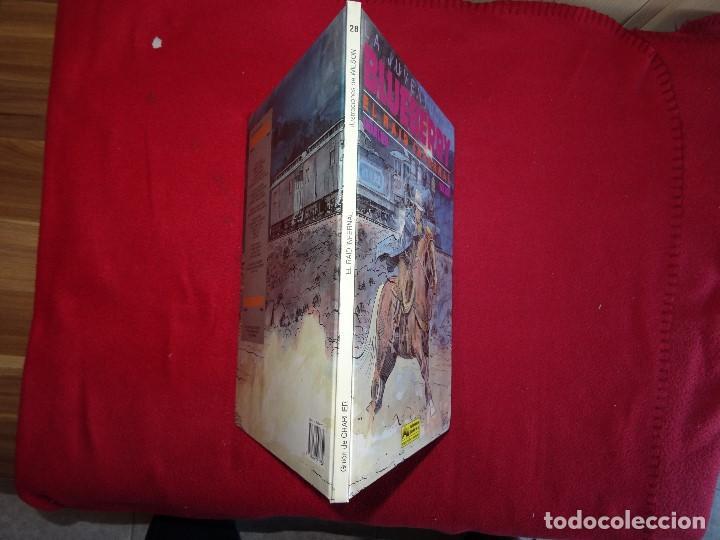 Cómics: LA JUVENTUD DE BLUEBERRY Nº 28 , EL RAID INFERNAL , CHARLIER - WILSON - Foto 5 - 80465753