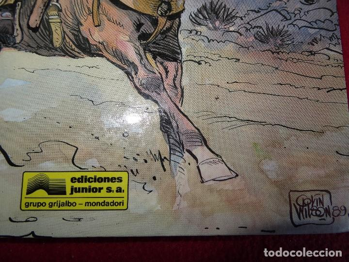 Cómics: LA JUVENTUD DE BLUEBERRY Nº 28 , EL RAID INFERNAL , CHARLIER - WILSON - Foto 6 - 80465753