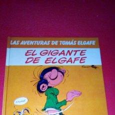 Comics : EL GIGANTE DE EL GAFE N°5 EDICIONES GRIJALBO EL ESTADO ES BUENO. Lote 80663650