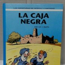 Cómics: LAS AVENTURAS DE SPIROU Y FANTASIO. LA CAJA NEGRA. NIC Y CAUVIN. NÚMERO 44. NUEVO. GRIJALBO. 1996.. Lote 80676280