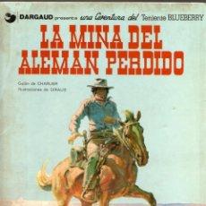 Cómics: LA MINA DEL ALEMAN PERDIDO BLUEBERRY. Lote 80915076
