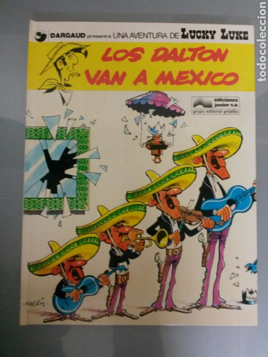 LUCKY LUKE 8 LOS DALTON VAN A MEXICO 1979 JUNIOR (Tebeos y Comics - Grijalbo - Lucky Luke)