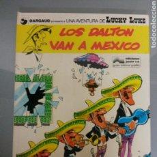 Cómics: LUCKY LUKE 8 LOS DALTON VAN A MEXICO 1979 JUNIOR. Lote 80922296