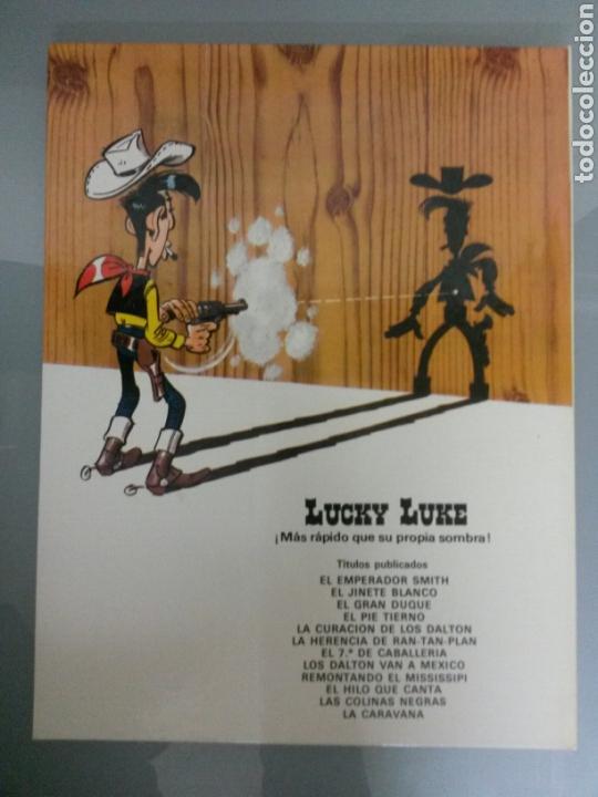 Cómics: LUCKY LUKE 8 LOS DALTON VAN A MEXICO 1979 JUNIOR - Foto 2 - 80922296