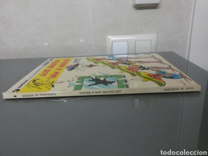 Cómics: LUCKY LUKE 8 LOS DALTON VAN A MEXICO 1979 JUNIOR - Foto 3 - 80922296