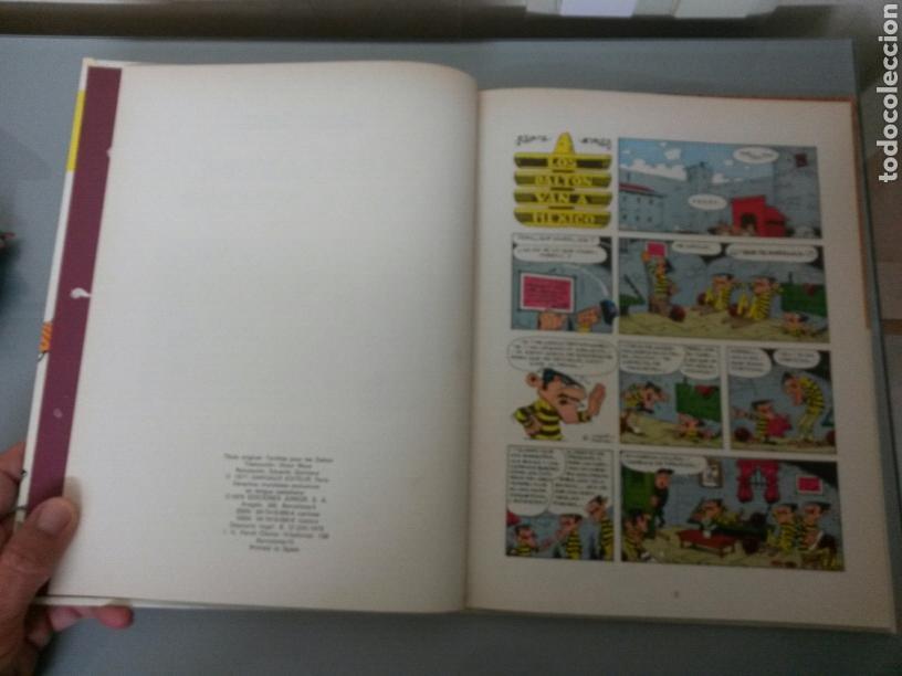 Cómics: LUCKY LUKE 8 LOS DALTON VAN A MEXICO 1979 JUNIOR - Foto 5 - 80922296