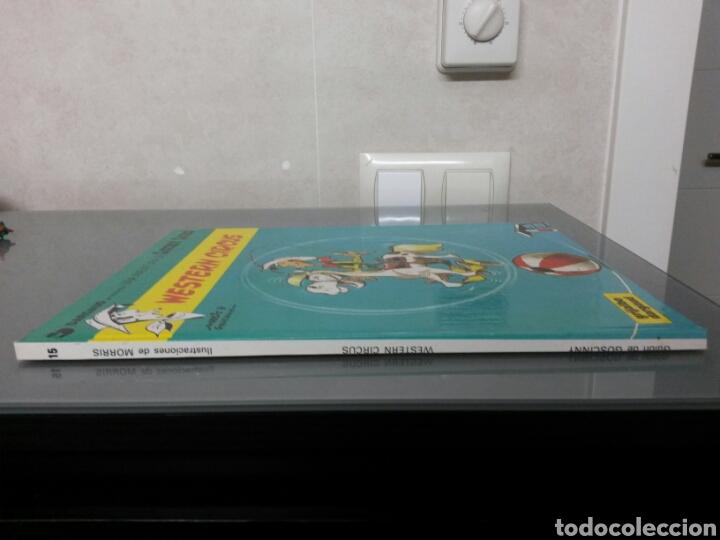 Cómics: LUCKY LUKE 1981 No 15 WESTERN CIRCUS GRIJALBO - Foto 3 - 81040542