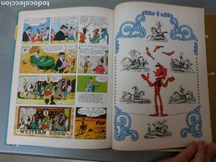 Cómics: LUCKY LUKE 1981 No 15 WESTERN CIRCUS GRIJALBO - Foto 6 - 81040542