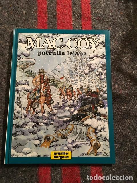 MAC COY Nº 20 - PATRULLA LEJANA D30 (Tebeos y Comics - Grijalbo - Mac Coy)