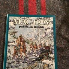 Cómics: MAC COY Nº 20 - PATRULLA LEJANA D30. Lote 118889588