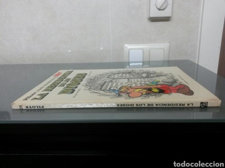 Cómics: ASTERIX LA RESIDENCIA DE LOS DIOSES PILOTE 26 1972 BRUGUERA 1a EDICION - Foto 3 - 81275491