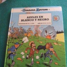 Cómics: CASACAS AZULES Nº 9 AZULES EN BLANCO Y NEGRO EDICIONES JUNIOR. Lote 81570560