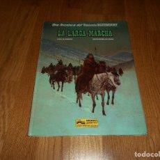 Cómics: LA LARGA MARCHA. BLUEBERRY. EDITORIAL GRIJALBO. EDICIONES JUNIOR.. Lote 81582364