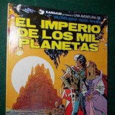 Cómics: VALERIAN EL IMPERIO DE LOS MÍL PLANETAS. Lote 97897867