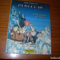 Comics - PERCEVAN Nº 2 EDITA GRIJALBO - 81887496