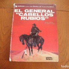 Cómics: BLUEBERRY 6 - EL GENERAL CABELLOS RUBIOS. Lote 81923200