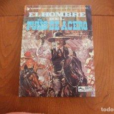 Cómics: BLUEBERRY 4 - EL HOMBRE DEL PUÑO DE HIERRO. Lote 81924464