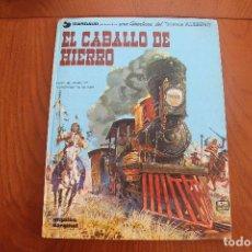 Cómics: BLUEBERRY 3 - EL CABALO DE HIERRO (TAPA DURA). Lote 81924928
