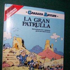 Cómics: COMIC LA GRAN PATRULLA. Lote 108987663