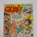 Cómics: GUAIA! Nº 17. PUBLICACION SEMANAL. EDICIONES JUNIOR. TDKC22. Lote 82084332