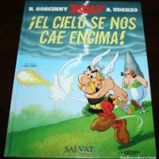 Cómics: ASTÉRIX - EL CIELO SE NOS CAE ENCIMA - UDERZO / GOSCINNY - SALVAT Nº 33 - 2005. Lote 82362904