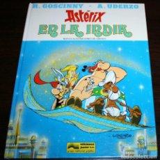 Cómics: ASTÉRIX EN LA INDIA - UDERZO / GOSCINNY - EDICIONES JUNIOR Nº 28 - 1989. Lote 82362980