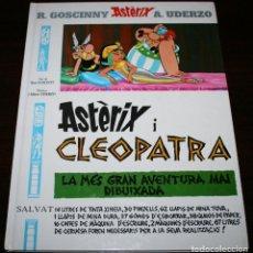 Cómics: ASTÈRIX I CLEOPATRA - UDERZO / GOSCINNY - SALVAT Nº 6 - 1999 - EN CATALÁN. Lote 82363488
