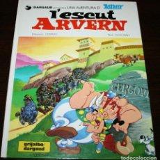 Cómics: ASTÈRIX, L'ESCUT ARVERN - UDERZO / GOSCINNY - GRIJALBO/DARGAUD - 1983 - EN CATALÁN. Lote 82363516