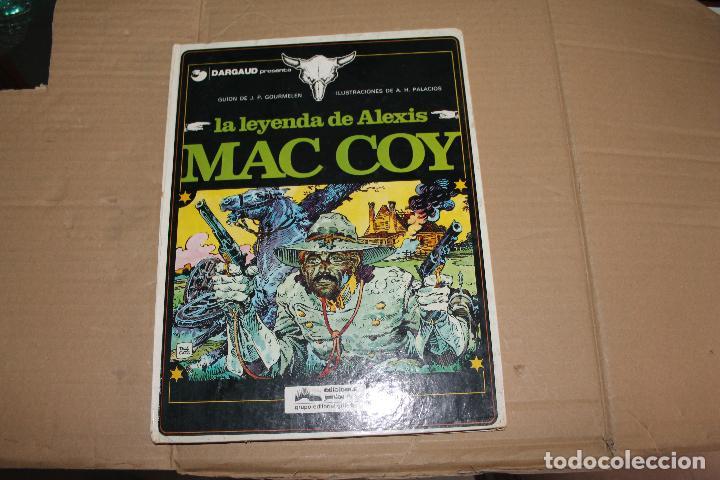 MAC COY Nº 1, TAPA DURA, EDITORIAL GRIJALBO (Tebeos y Comics - Grijalbo - Mac Coy)