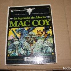 Cómics: MAC COY Nº 1, TAPA DURA, EDITORIAL GRIJALBO. Lote 82750392