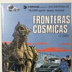 Cómics: VALERIAN - FRONTERAS COSMICAS. Lote 97634650
