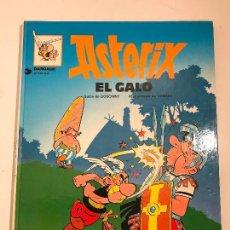 Cómics: ASTERIX Nº 1. EL GALO. SEGUNDO DISEÑO. GRIJALBO 1980. Lote 83918788