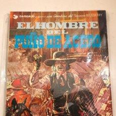 Cómics: EL TENIENTE BLUEBERRY Nº 4. EL HOMBRE DEL PUÑO DE ACERO. GRIJALBO 1977. Lote 83921108