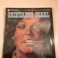Cómics: EL TENIENTE BLUEBERRY Nº 7. CHIHUAHUA PEARL. GRIJALBO 1979. Lote 83921240