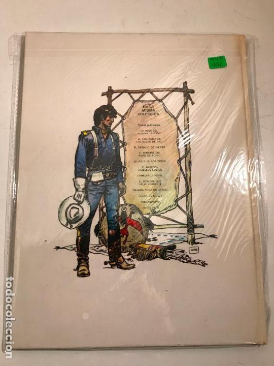 Cómics: EL TENIENTE BLUEBERRY Nº 10. FUERA DE LA LEY. GRIJALBO 1980 - Foto 2 - 83921404