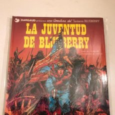 Cómics: EL TENIENTE BLUEBERRY Nº 12. LA JUVENTUD DE BLUEBERRY. GRIJALBO 1980. Lote 105819752