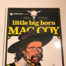 Cómics: MAC COY Nº 8. LITTLE BIG HORN MAC COY. GRIJALBO 1981. Lote 83924112