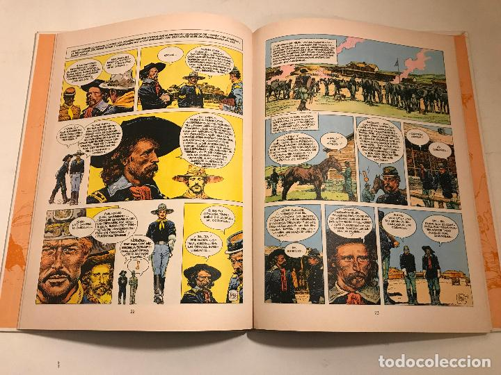 Cómics: MAC COY Nº 8. LITTLE BIG HORN MAC COY. GRIJALBO 1981 - Foto 2 - 83924112