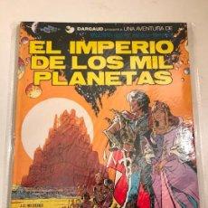 Cómics: VALERIAN Nº 1. EL IMPERIO DE LOS MIL PLANETAS. GRIJALBO 1978. Lote 83924988
