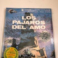 Cómics: VALERIAN Nº 4. LOS PAJAROS DEL AMO. GRIJALBO 1979. Lote 83925344