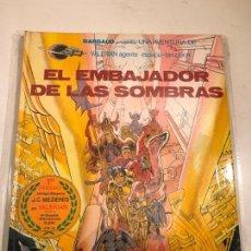 Cómics: VALERIAN Nº 5. EL EMBAJADOR DE LAS SOMBRAS. GRIJALBO 1980. Lote 83925424
