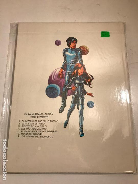 Cómics: VALERIAN Nº 7. LOS HEROES DEL EQUINOCCIO. GRIJALBO 1981 - Foto 2 - 83925592