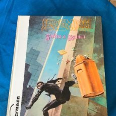 Cómics: JEREMIAH Nº 12. JULÍUS & ROMEA POR HERMANN. EDICIONES JUNIOR GRIJALBO, 1989.. Lote 84234832