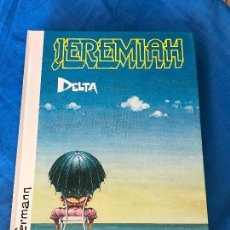 Cómics: JEREMIAH Nº 10 DELTA - HERMANN - GRIJALBO - TAPA DURA - MUY BUENO. Lote 84235384