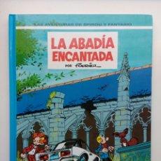 Cómics: SPIROU Y FANTASIO LA ABADÍA ENCANTADA GRIJALBO 1994. Lote 84245460