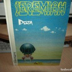 Cómics: JEREMIAH - DELTA - NUMERO 10 - TAPA DURA . EDICIONES JUNIOR. Lote 84445104