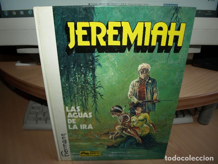 JEREMIAH - LAS AGUAS DE LA IRA - NÚMERO 8 - TAPA DURA - EDICIONES JUNIOR (Tebeos y Comics - Grijalbo - Jeremiah)