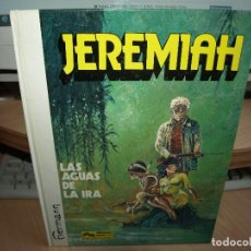 Cómics: JEREMIAH - LAS AGUAS DE LA IRA - NÚMERO 8 - TAPA DURA - EDICIONES JUNIOR. Lote 84445672