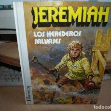 Cómics: JEREMIAH - LOS HEREDEROS SALVAJES - NÚMERO 3 - TAPA DURA - EDICIONES JUNIOR. Lote 84445960
