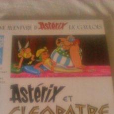 Cómics: UNE AVENTURE D´ASTERIX LE GAULIOIS ASTERIX ET CLEOPATRA ,DARGAUD 1995. Lote 84542452